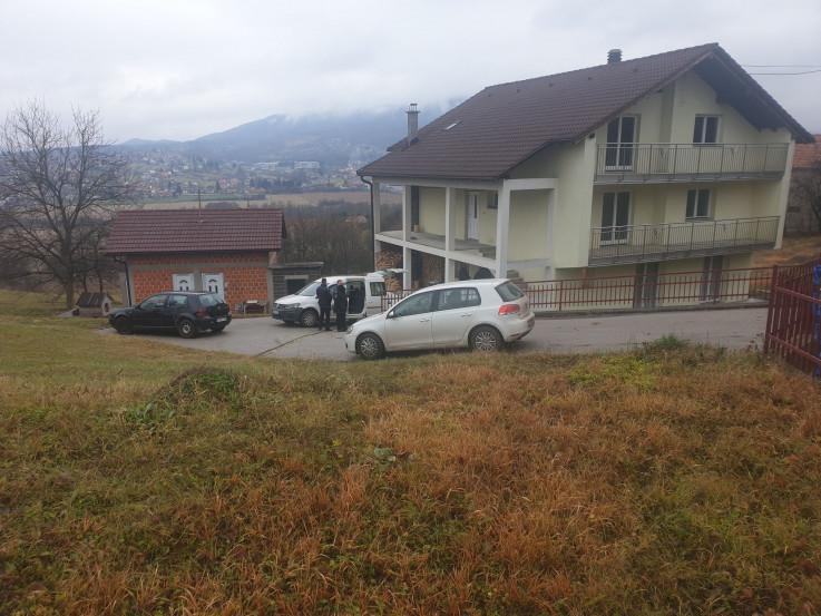Kuća nastradale u Gornjem Putičevu