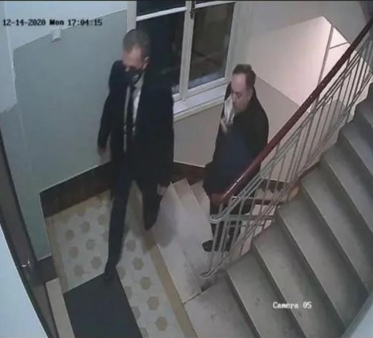 Osman Mehmedagić i Ranko Debevec