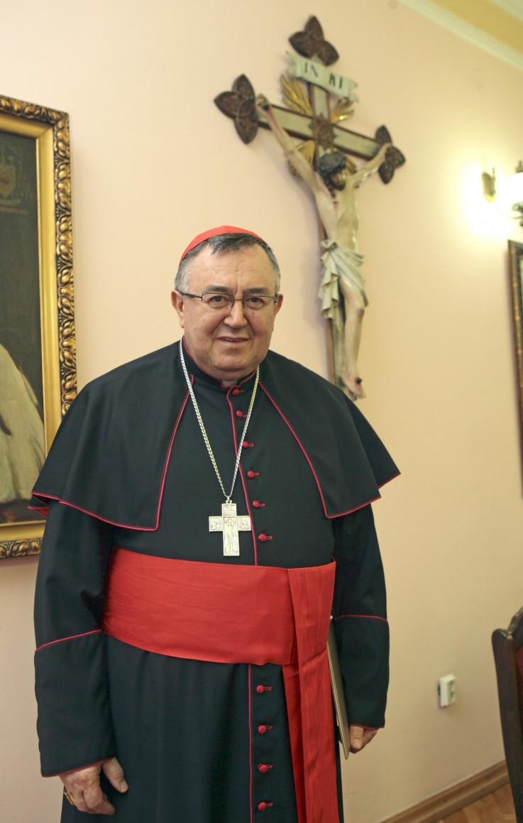 Kardinal Puljić: