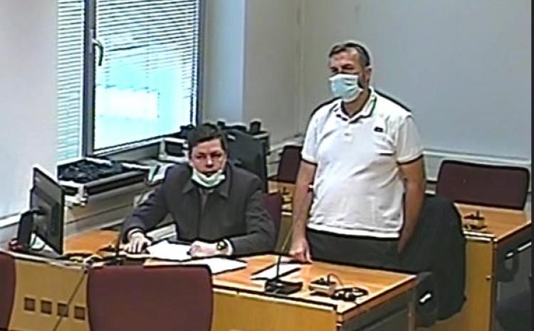Za Ališića predložena kazna zatvora u trajanju od dvije godine i šest mjeseci