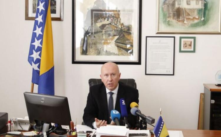 Dunović: Podnio ostavku