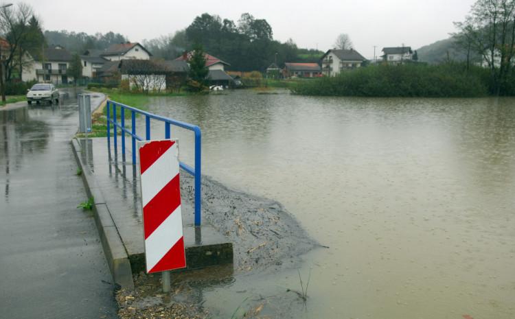 U narednim danima najavljuju se nove padavine