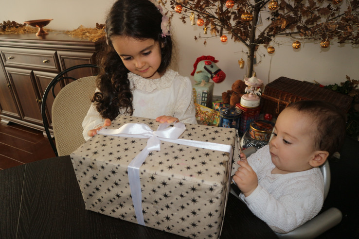 U pripremama za Božić učestvuju i djeca