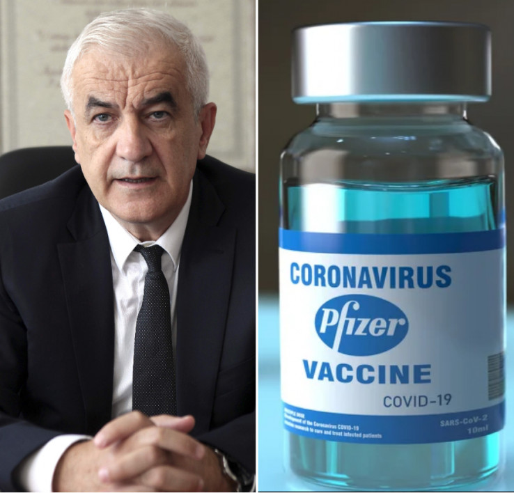Ministar Mandić: Vakcine stižu za nekoliko dana