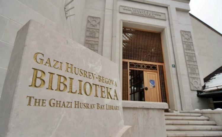 Obilježavanje 484. godišnjice Gazi Husrev-begove biblioteke