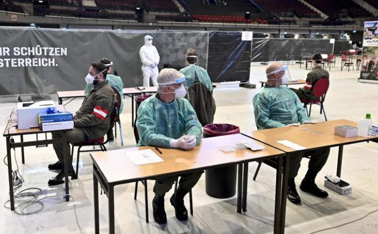 Masovno testiranje u Beču