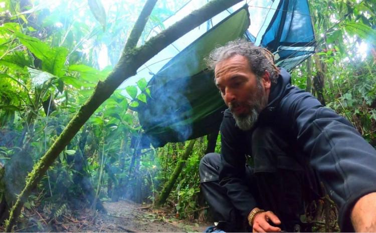Najveća avantura mu je bila preživljavanje u Amazonu