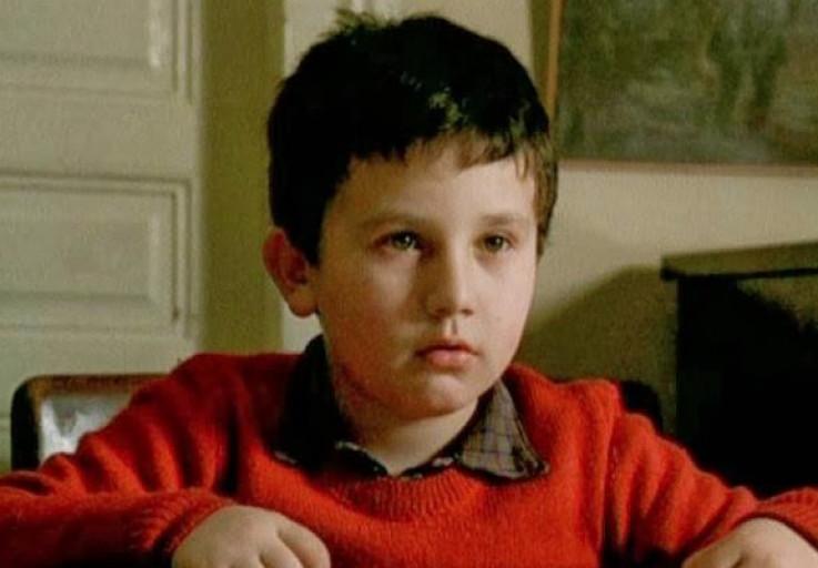 Odigrao je jednu od najzapaženijih dječjih uloga u jugoslovenskom filmu
