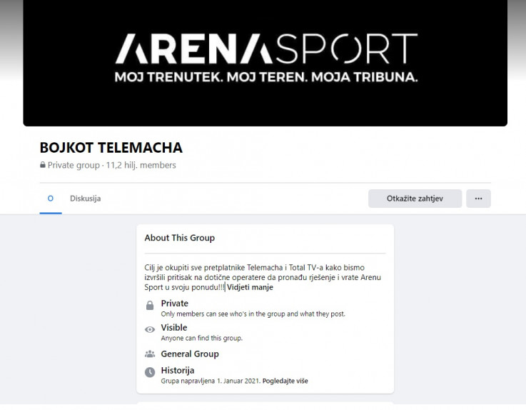 Ogorčeni građani traže vraćanje Arena Sporta