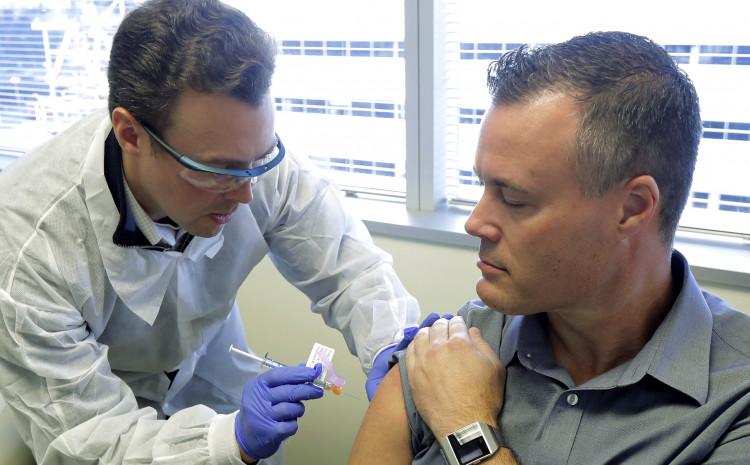 Dato 19,55 doza vakcine na 100 stanovnika