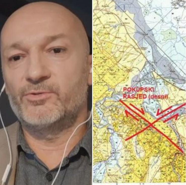 Tvrtko Korbar, naučni savjetnik Hrvatskog geološkog instituta (HGI)
