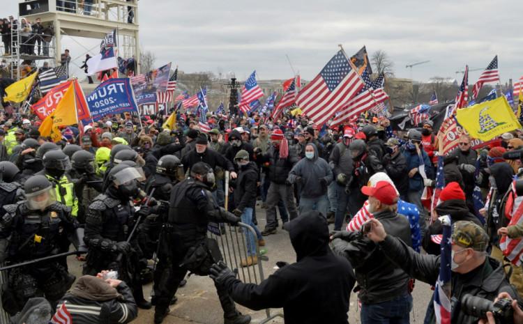 Libengud nije bio na dužnosti tokom protesta 6. januara