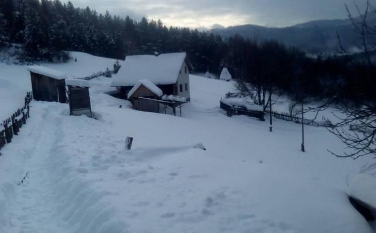 Zatrpana planinska sela