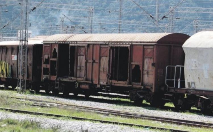 Nesreća na Željezničkoj stanici