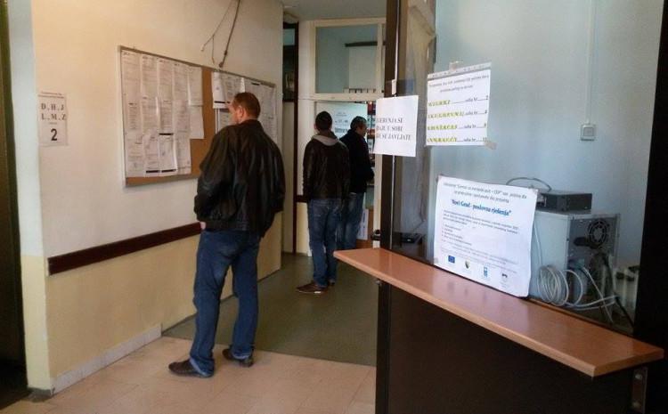Građani ne moraju dolaziti u biro zbog prijave
