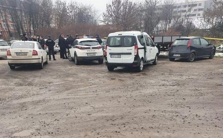 Jake policijske snage na mjestu zločina