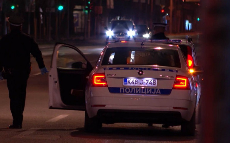 Policija oduzela vozilo