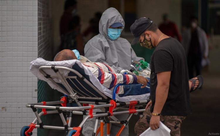 Borba protiv koronavirusa u Brazilu