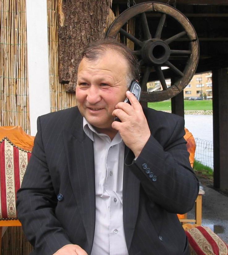 Ahmet Ahmetović Nana