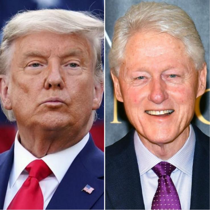 Tramp treći predsjednik koji je opozvan, prije njega opozvani Klinton i Džonson