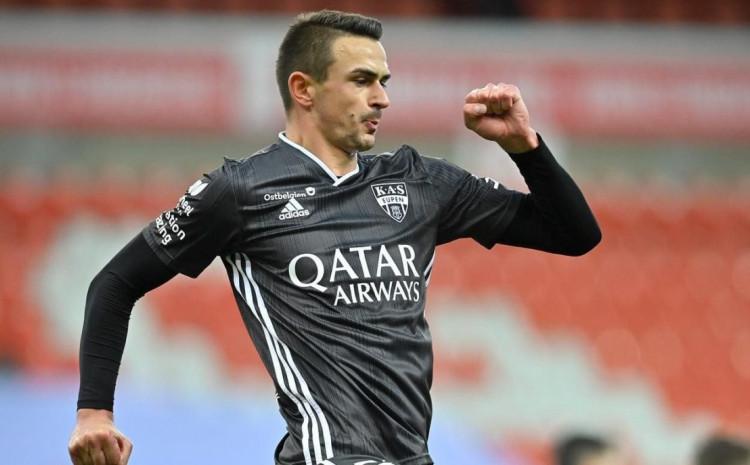 Prevljak: Ove sezone postigao sedam prvenstvenih golova