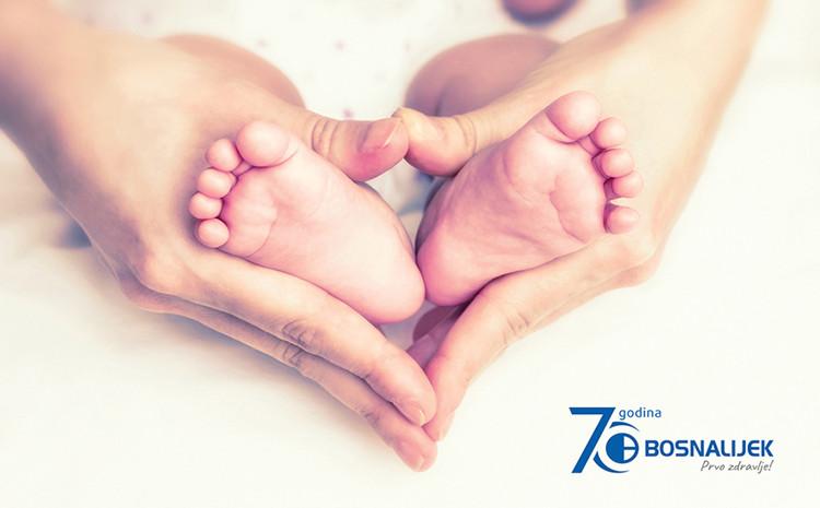 Povodom obilježavanja 70 godina postojanja, Bosnalijek će poklonima obradovati sve bebe u bih rođene 10. januara 2021. godine