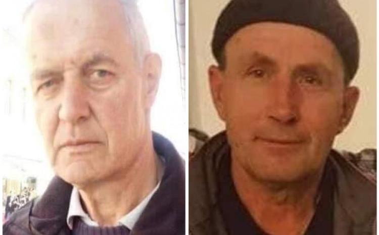 Ubijeni Mujić i Odobašić