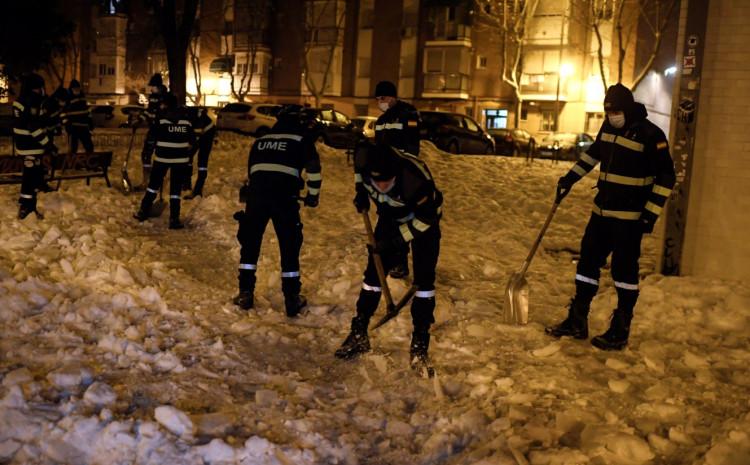 Služba za pomoć i hitne intervencije pozvala je 6,6 miliona stanovnika Madrida
