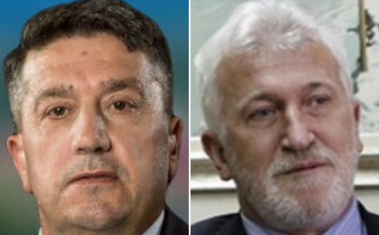 Enes Kazić i Hamdo Ejubović