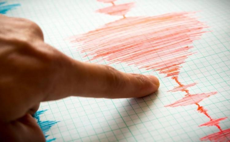 Zabilježen potres magnitude 3,7