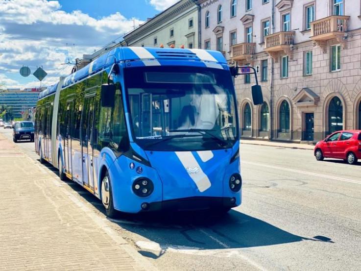 BKM Holding je jedan od vodećih proizvođača vozila za javni prevoz na električni pogon u Istočnoj Evropi