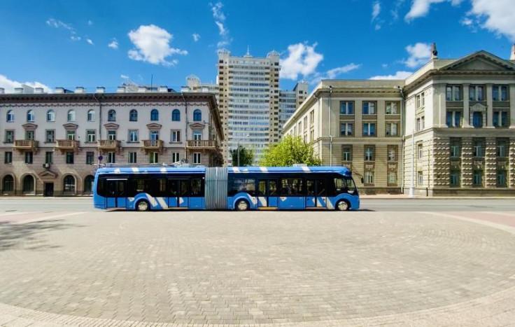 Jedan od posljednjih gradova u koji je isporučen isti model trolejbusa koje će se proizvoditi za Sarajevo je St. Petersburg