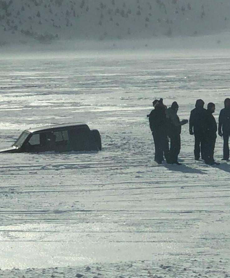 Džip propao u Blidinjsko jezero