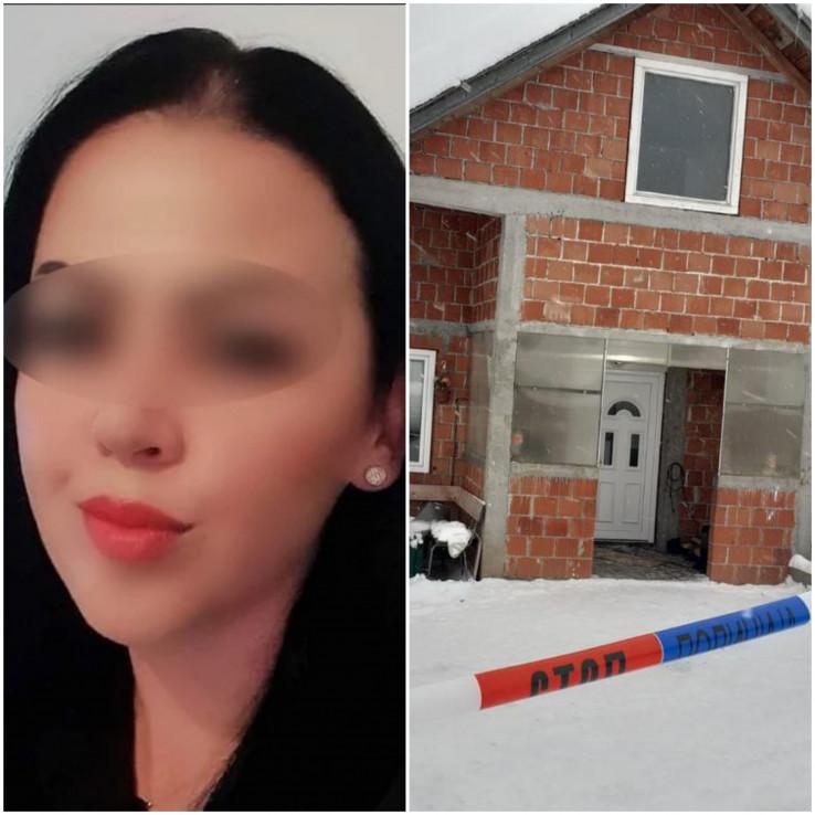 Bisera sa ubicom imala dvoje maloljetne djece