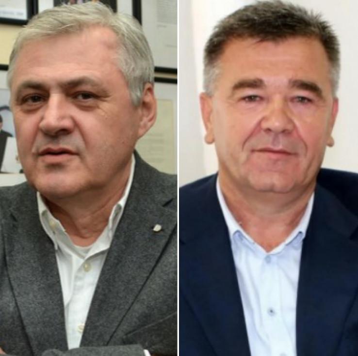 Safet Oručević i Salem Marić