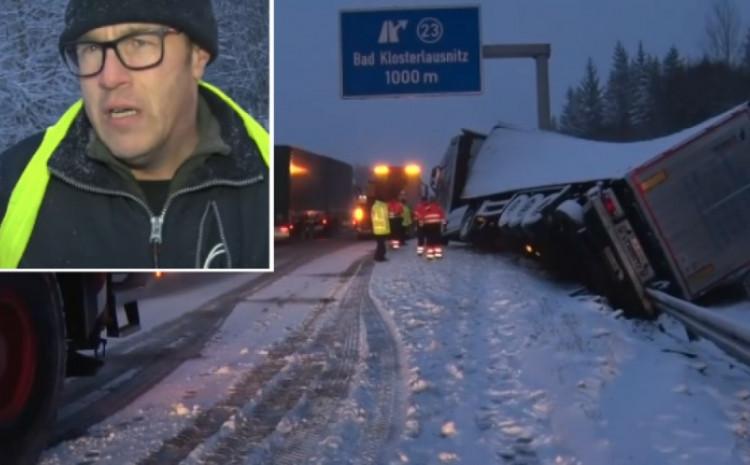Darko Josipović na njemačko-zagorskom objasnio zašto je sletio kamionom s ceste