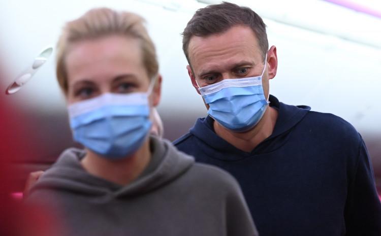 Povratak Navaljnog u rodnu zemlju privukao je veliku pažnju svjetske javnosti