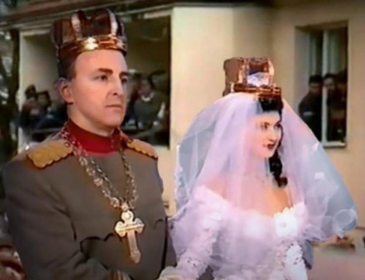 Sa svadbe ratnog zločinca Arkana i Cece