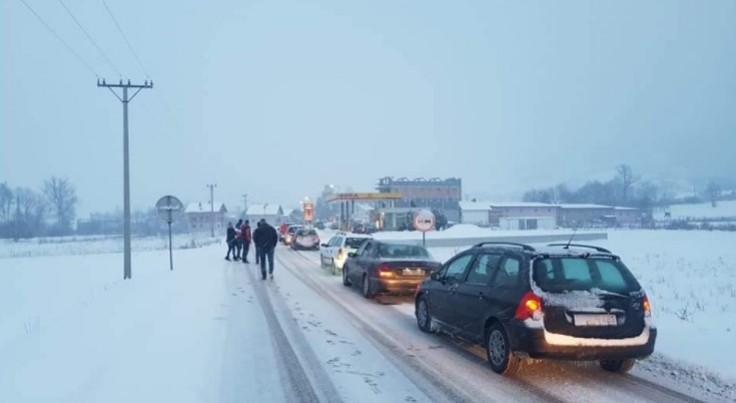 Otežano odvijanje saobraćaja