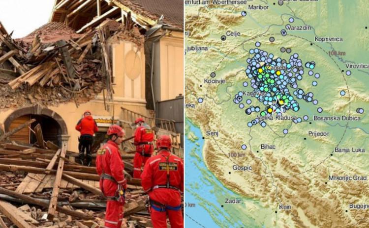 Zemljotres je bio jačine 3.3 stepena po Rihteru