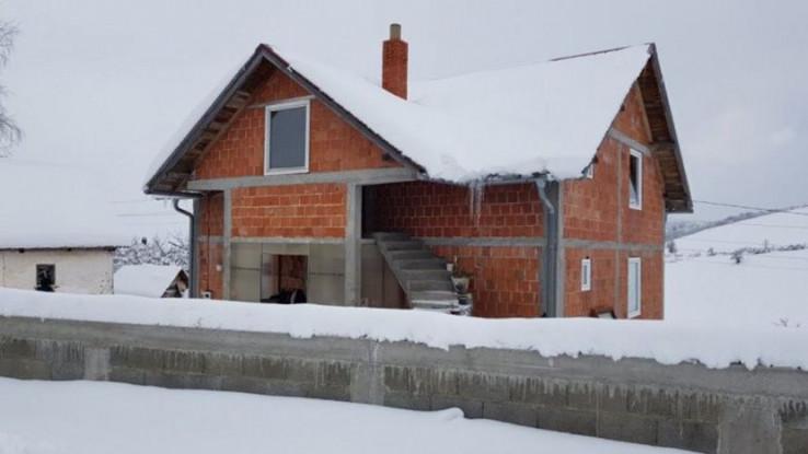 Kuća u kojoj se odigrao krvavi pir
