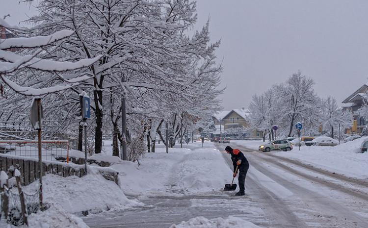 Više oblačnosti u jutarnjim satima na istoku Bosne
