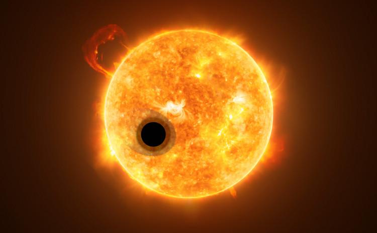 Planeta je izuzetna i zbog toga što ima slabu površinsku gravitaciju