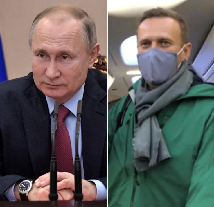 Putin se ne plaši Navaljnog