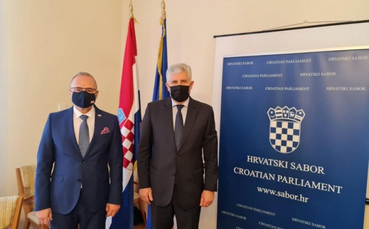 Gordan Grlić i Dragan Čović