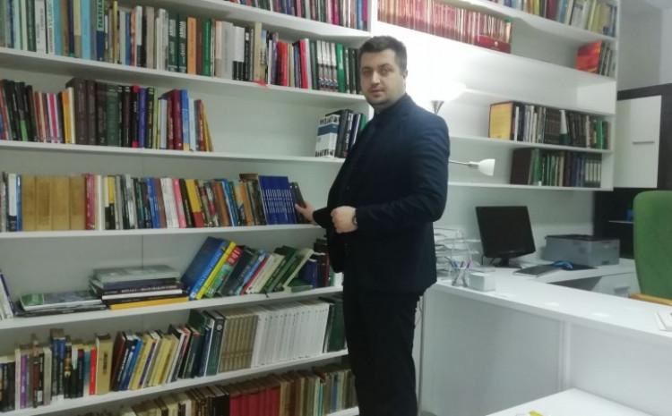 Emir-efendija Hasanović: Inicijator aktivnosti