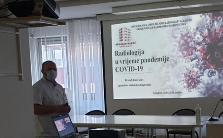 Dr. Emir Gušo, specijalista radiološke dijagnostike