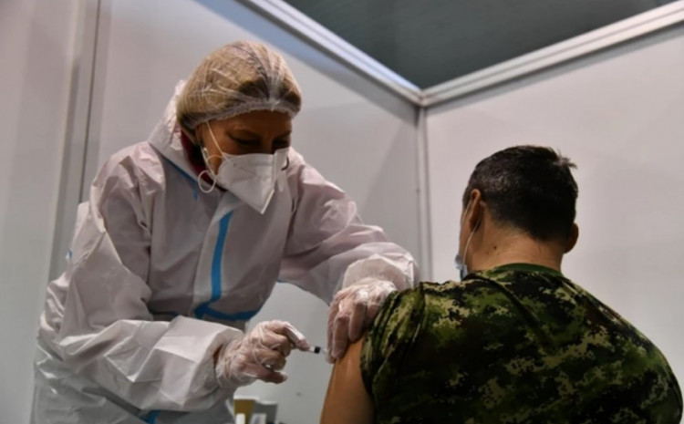 U Srbiji je do 16. januara vakcinisano oko 22.000 ljudi