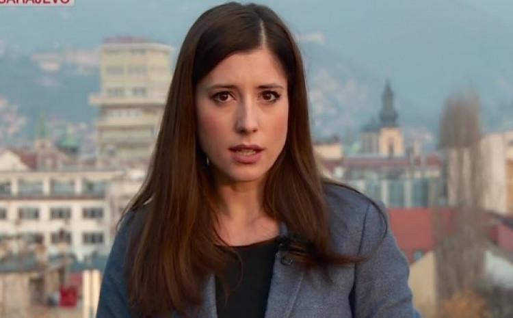 Bh. novinarka Aida Hadžimusić podijelila svoje iskustvo