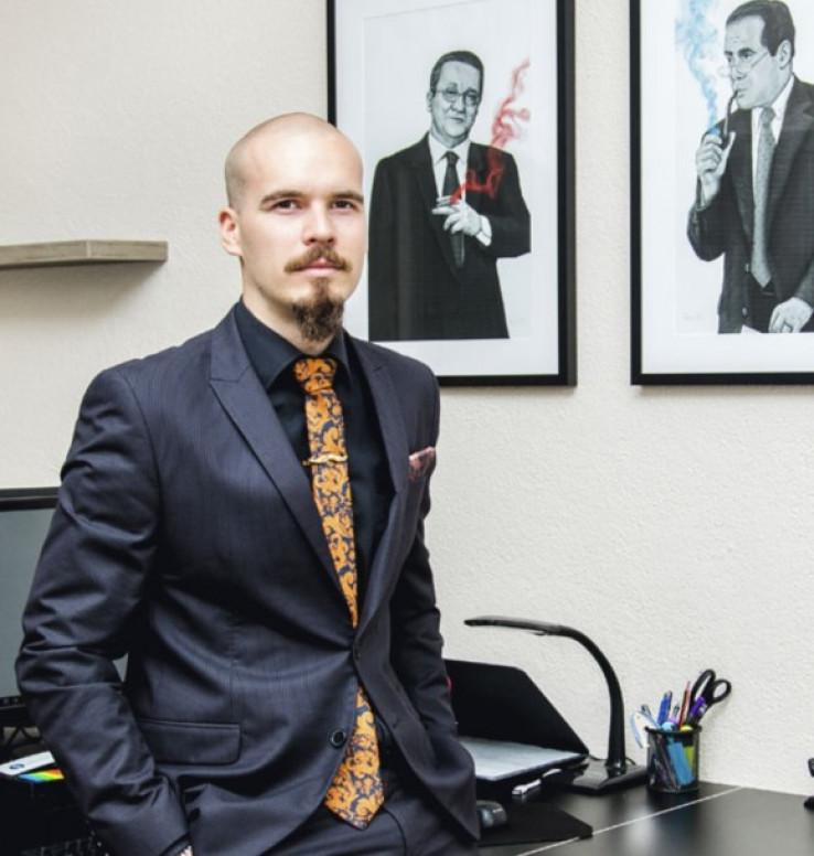 Advokat Aleksandar Jokić
